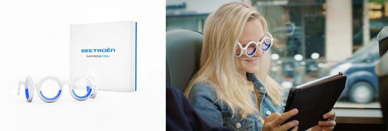 Vente chaude 2019 où acheter gamme complète de spécifications Citroën lance les lunettes : SEETROËN !